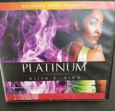 Platinum by Aliya King Book on Audio CD (2010, CD) Fiction Hip Hop Audiobook