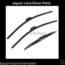 Land Rover Discovery 3 & 4 New Windscreen Front & Rear Wiper Blade Set