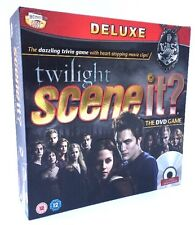 Twilight Scene It? DVD Interactive Board Game - New Unsealed