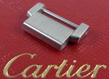 CARTIER TANK FRANCAISE HERREN STAHL ELEMENT ca. 18 mm