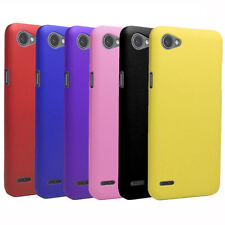For LG Q6 G6mini Snap On Matte Rubberized hard case back cover
