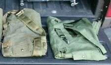US Military Surplus Duffel Bags w/ 1 Shoulder Strap - Camping, Storage, Sports