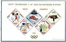 MONACO - BF Speciale - 1964 - Posta Aerea. Olimpiadi olimpici di Tokio - MNH