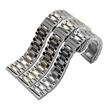 All Match Stainless Steel Classic Watch Band Strap Bracelets Wristband Universal