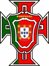 Sticker decal vinyl car bike laptop macbook bumper symbol emblem portugal