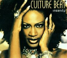 Culture Beat Insanity (2001) [Maxi-CD]