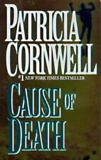 * Cause of Death by Patricia Cornwell GOOD PB COMBINE&SAVE