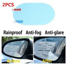 1 PAIR Fog Waterproof Anti-Glare Car Rearview Side View Mirror Protector Film