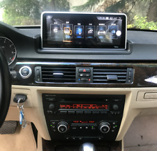 """Android Car GPS Navigation BT 10.25"""" For BMW 3 Series E90 E91 E92 E93 2005-2012"""