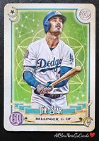Cody Bellinger 2020 Topps Gypsy Queen Tarot Of The Diamond Insert #22 LA Dodgers