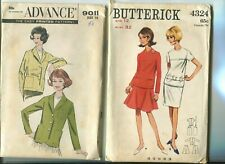 New Listing5 Vintage 1950 s Women Sewing Patterns Butterick~Advance~Simplic ity Unused ?