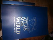 National Geographic - Atlas of the World - Revised Sixth Edition. Near Mint.