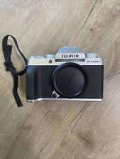 Fujifilm X-T200 24.2MP Mirrorless Camera - Dark Silver Body Only Read