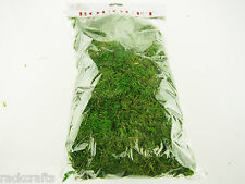 Dried Organic Reindeer Moss Green Vase Filler Planter Topping Wedding Large Bag