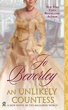 An Unlikely Countess by Jo Beverley (2011) New !