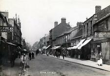 More details for bishop auckland durham original sepia real photograph 1898 (not pc)