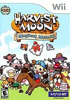 Harvest Moon: Magical Melody (NINTENDO WII) BRAND NEW