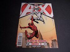 AVENGERS VS X-MEN #9 ROUND TEAM VARIANT DAREDEVIL W/DIGITAL DOWNLOAD CODES AVX