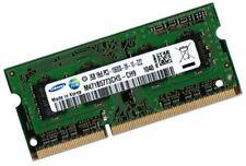 2GB DDR3 SO-DIMM 1066 Mhz RAM Toshiba NB510 (N2600) Markenspeicher Samsung