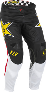 Fly Racing Kinetic Rockstar Mesh Pants Mens MX Pant all sizes