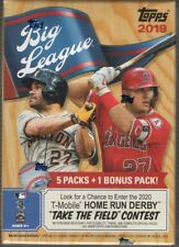 2019 Topps Big League Baseball MLB Blaster Box 54 Cards Juan Soto Cut Out Card