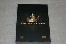 Korona Królów DVD PAKIET  9DVD KORONA KROLOW