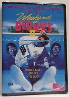 Weekend at Bernies II (DVD, 2001) Brand New! Factory sealed!