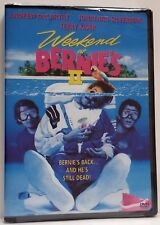 Weekend at Bernies II (DVD, 2001) Brand New! factory sealed