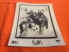 Korn Original 1998 Promo Picture 8x10