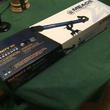 Meade Instruments Infinity 60 Refractor Telescope