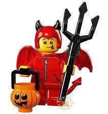 LEGO MINIFIGURES SERIE 16 - MINIFIGURA LITTLE DEVIL 71013 - ORIGINAL MINIFIGURE