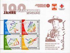 Oostenrijk 2007  Padvinderij  Scouting      blok           postfris (MNH)