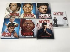 Dexter DVD Seasons 1-6 1 2 3 4 5 6 & Season 7 Disc 2