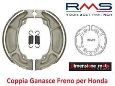 """0471 - Coppia Ganasce Freno """"RMS"""" per HONDA PCX 150 dal 2012 al 2014"""