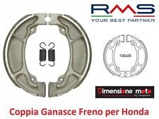 "0471 - Coppia Ganasce Freno ""RMS"" per HONDA CT 110 dal 2005 al 2009"