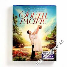 South Pacific Blu-ray/DVD New 4-Disc Set (Included HD Digital) Mitzi Gaynor