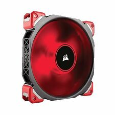 Corsair ML140 Pro LED Red 140mm Premium Magnetic Levitation Coo... Free Shipping