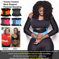 Xtreme Power Fajas Waist Trainer Trimmer Belt Hot Slimming GYM Sport Band Shaper