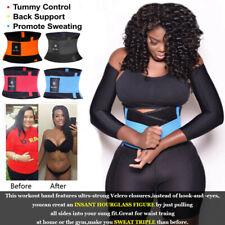 Xtreme Power Fajas Waist Trainer Trimmer Belt Hot Slimming Gym Sport Body Shaper