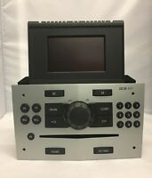 VAUXHALL CORSA D CD30 RADIO STEREO CD PLAYER MP3 AUX + PAIRED GID DISPLAY SCREEN