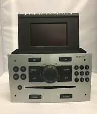 VAUXHALL CD30 CORSA D STEREO CD PLAYER PAIRED GID BIG DISPLAY SCREEN  MP3 AUX IN