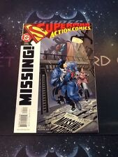 Superman in Action Comics 792 (Missing) 2002 NM 9.4 Kelly Ferry Morales (6125)