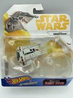 Hot Wheels Starships Star Wars Rebel Snowspeeder 1/64 Scale FREE SHIPPING
