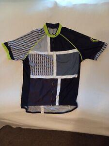 Canari Cycling Jersey Size 2XL Full Zip