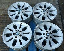 "Genuine 4x17"" BMW X5 e46 e90 3 series alloy wheels Ellipsoid 56 styling 7.5 et40"