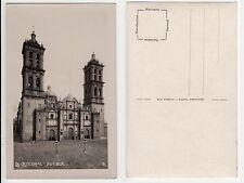 México mexico heroica Puebla de Zaragoza, la Gemieskirch rppc c.1920