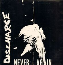 Discharge(Vinyl LP Gatefold)Never Again-Clay-CLAY LP12-UK-1989-VG/NM