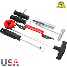 7pc Professional Windshield Removal Automotive Wind Glass Remover Tool Kit USA
