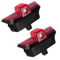 2X LED Courtesy Door Logo Light Shadow Laser Projector for Mercedes-Benz C-Class
