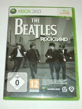 "The Beatles Rock Band   Xbox 360  Rockband ""FREE UK  P&P"""